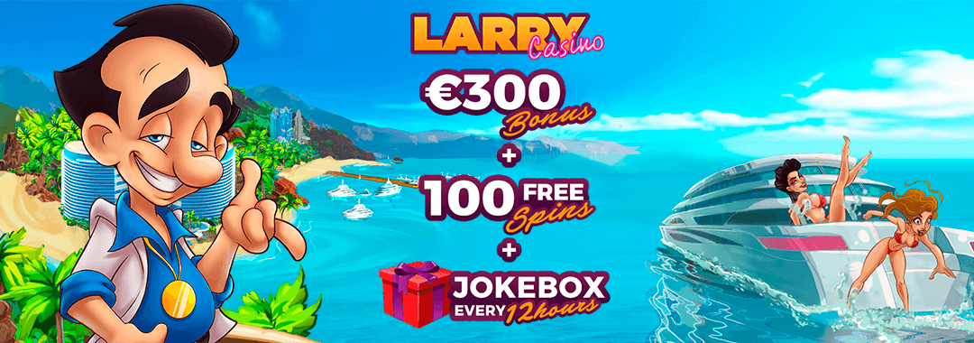 LarryCasino, The World's Most Awesome Mobile Casino