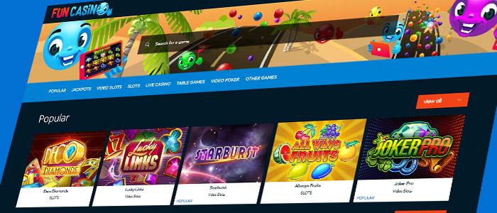 Fun Casino-screenshot