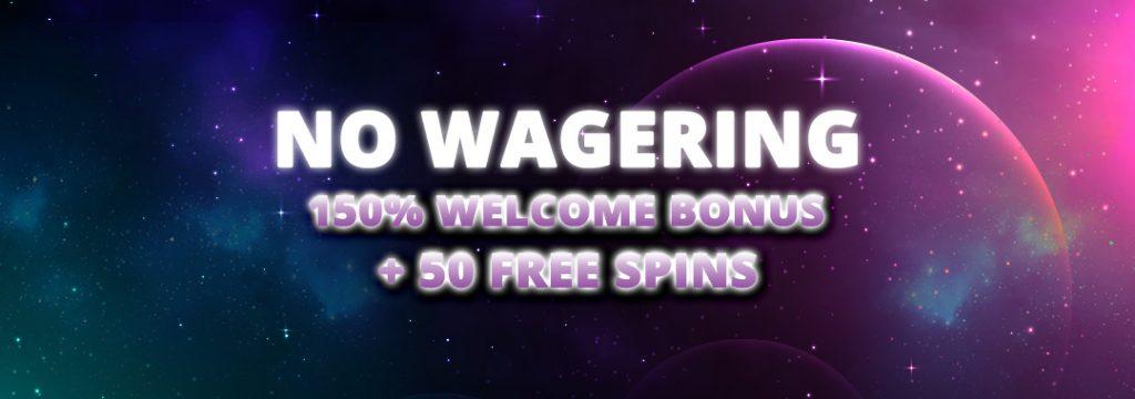 4starsgames - 50 free spins, no deposit