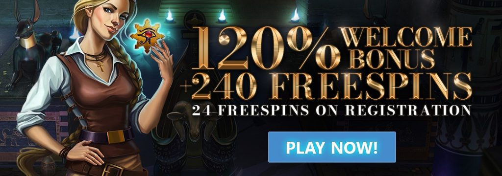 24Bettle - 24 Free Spins on registration