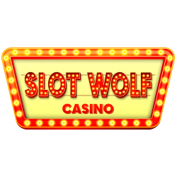 SlotWolf Casino - 100% up to €150 Bonus