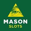 Mason Slots - 300€ bonus + 100 freespins
